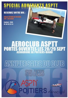 affiche aeroclub